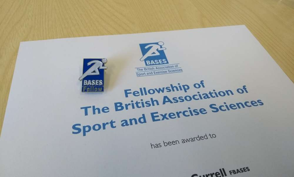 BASES Fellowship deadline 31 July