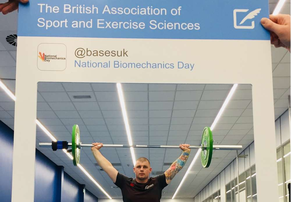 BASES members support National Biomechanics Day