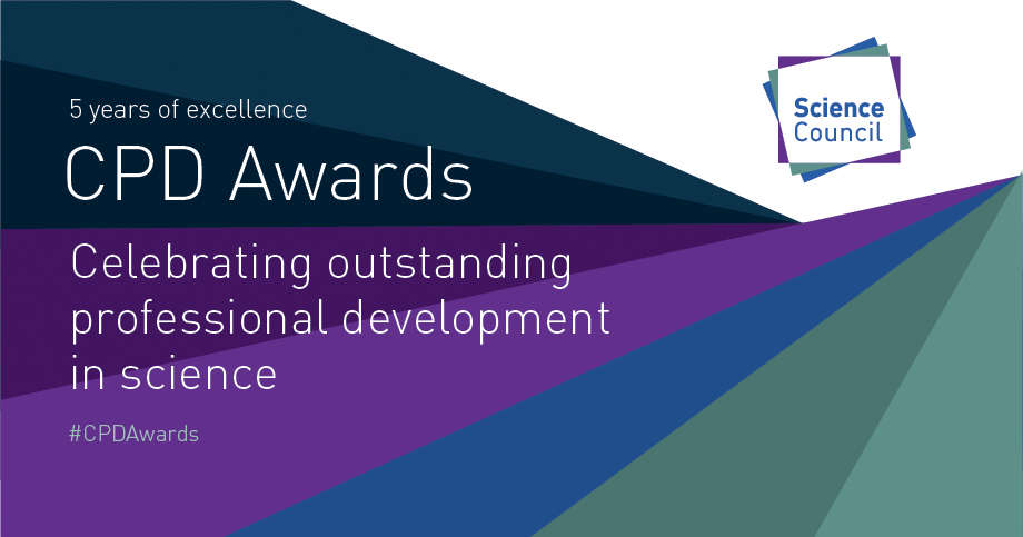 Nominations open for the Science Council's CPD Awards 2019